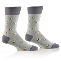 Hula Girl: Men's Crew Socks - Yo Sox Canada