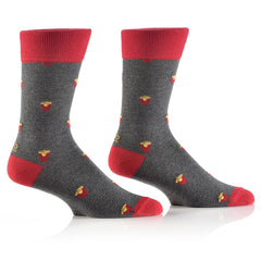Fries with That: Men's Crew Socks - Yo Sox Canada