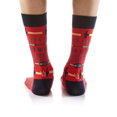 Tool Man: Men's Crew Socks
