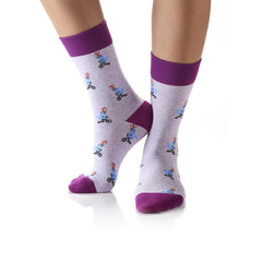 Silly Seal: Women's Crew Socks
