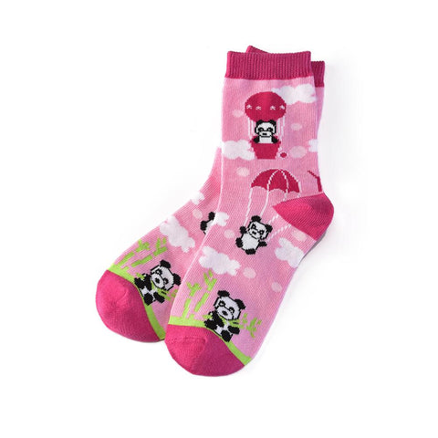 Panda Land:Youth Socks (Age 7-10)