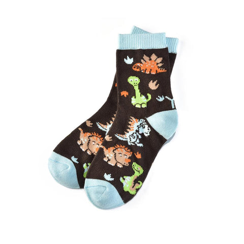 Micro Dino: Kids Socks (Age 3-6)