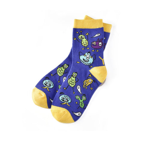 Monster Jam: Kids Socks (Age 3-6)