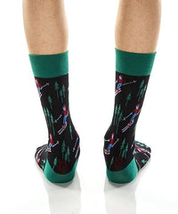 Swish Swish: Men's Crew Socks