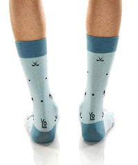 Hockey Night: Men's Crew Socks