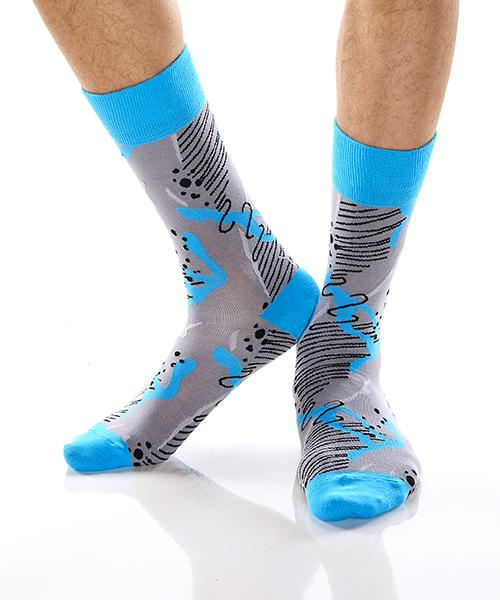 Pop Art: Men's Crew Socks