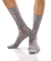 The Big Day: Men's Crew Socks