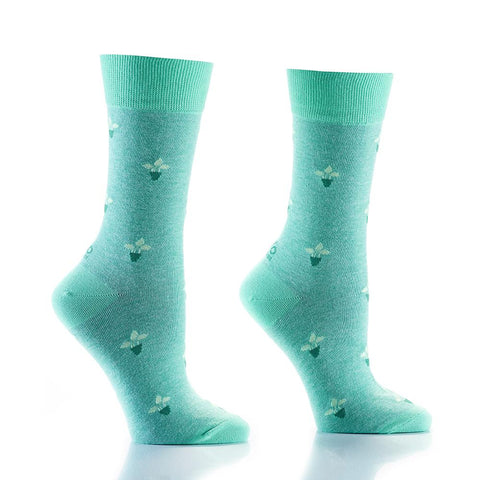 Plant Lady: Women's Crew Socks