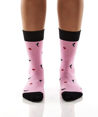 Sexy Time: Women's Crew Socks