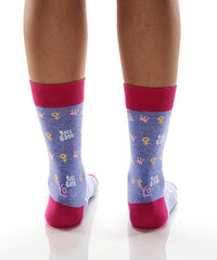 Boss Babe: Women's Crew Socks - Yo Sox Canada