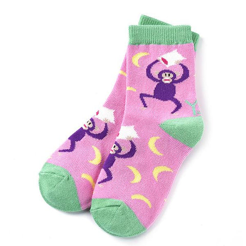 Pilow Fight: Kids Socks (Age 3-6)