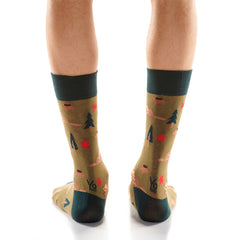 On Duty Mens Crew Sox