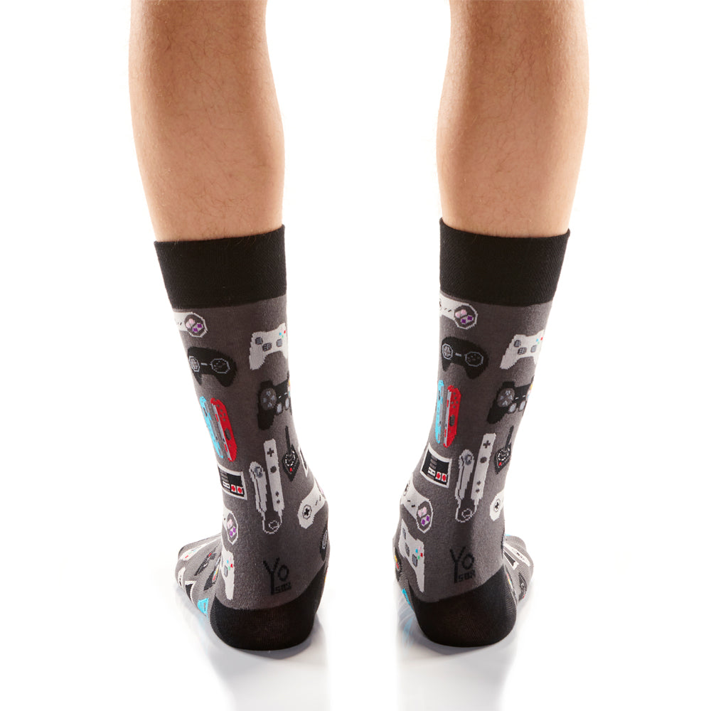 Game On Mens Crew Sox