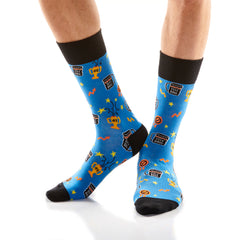 Best Boss Mens Crew Sox