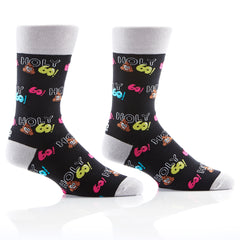 60th Birthday Mens Crew Sox