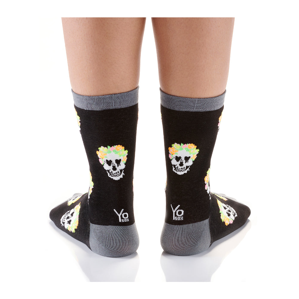 Cute But Deadly Womens Crew Sox