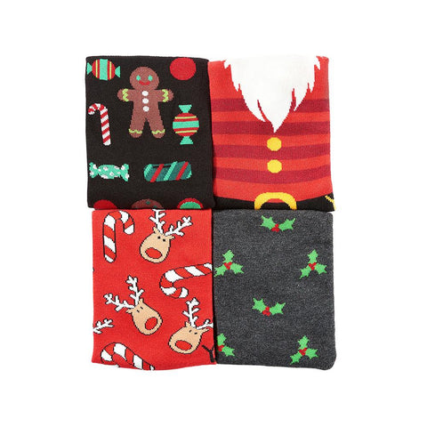 X-Mas for Her: Women's Sock Bundle