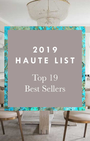 The Haute List of 2019 - Best Selling Winners!