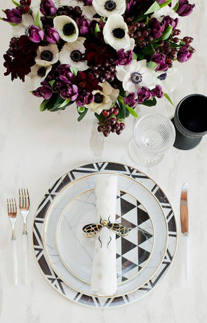 Carrara Dinnerware Celebration Collection