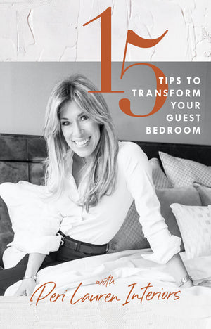 15 Tips to Transform Your Guest Bedroom Into a Luxury Stay