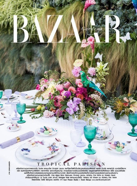 IN THE PRESS: Vanessa Van Wieren Featured in Harpers Bazaar!