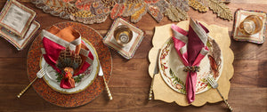 Thanksgiving Tablesettings