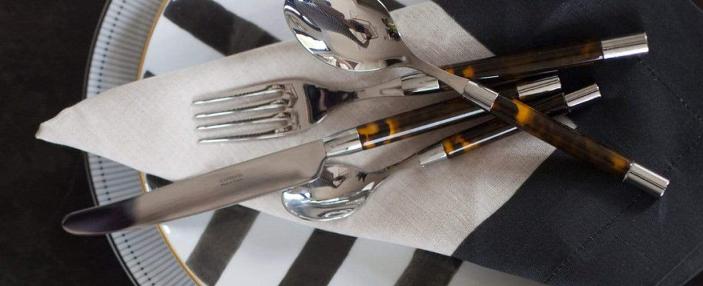 CAP DECO <br> High End Designer French Flatware