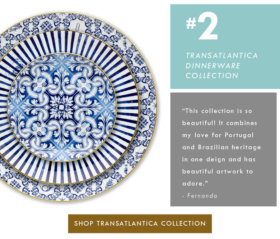 Top 18 Luxury Home Decor Trends Transatlantica Dinnerware Vista Alegre