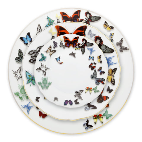 Butterfly Parade Dinnerware by Christian Lacroix for Vista Alegre