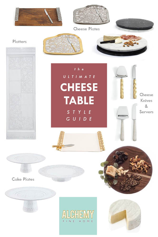 Ultimate Cheese Table Style Guide