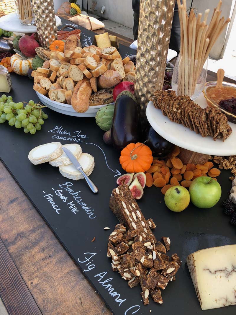 Chalkboard Cheese Table Alchemy Fine Home