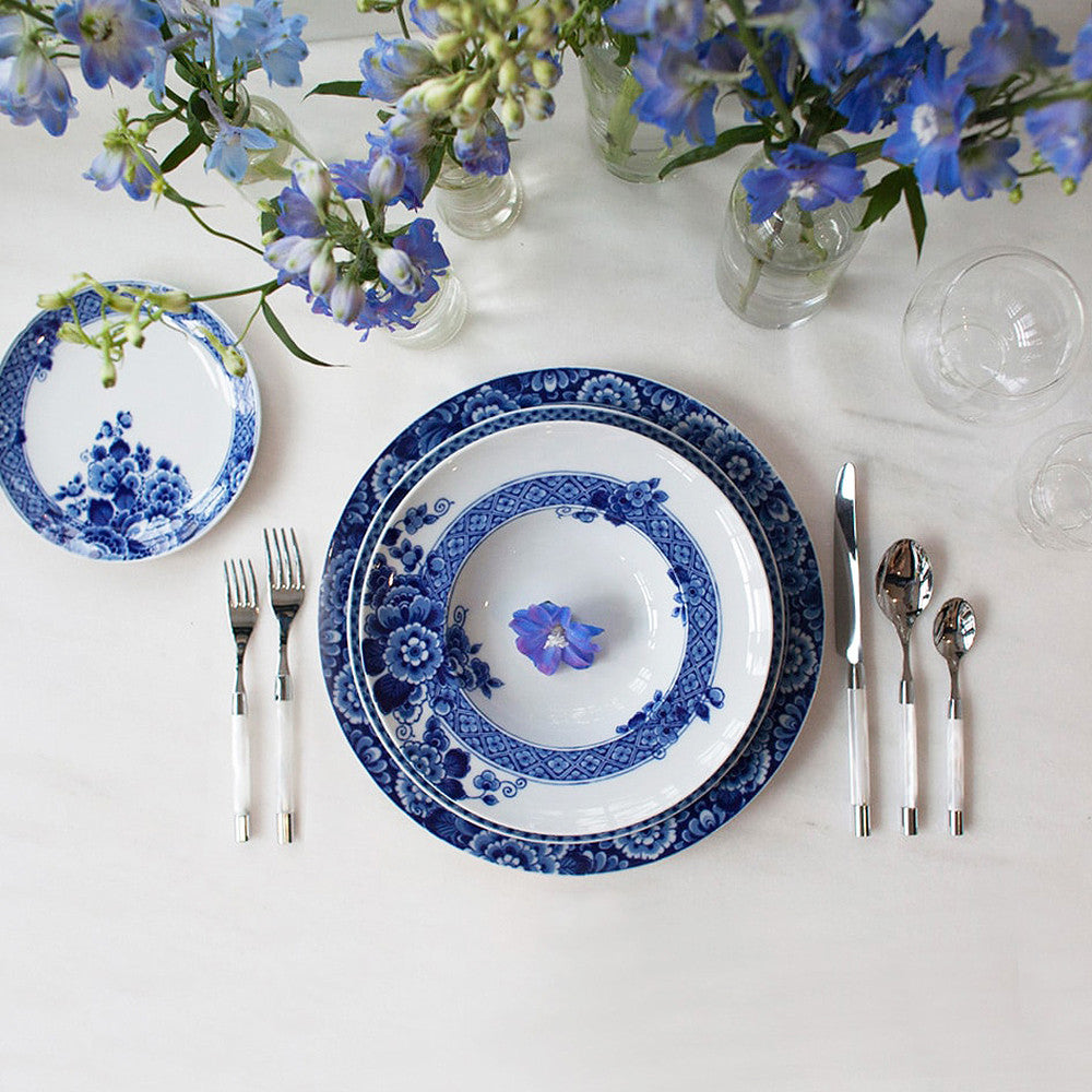 Blue Ming dinnerware by Marcel Wanders | Alchemy Fine Home