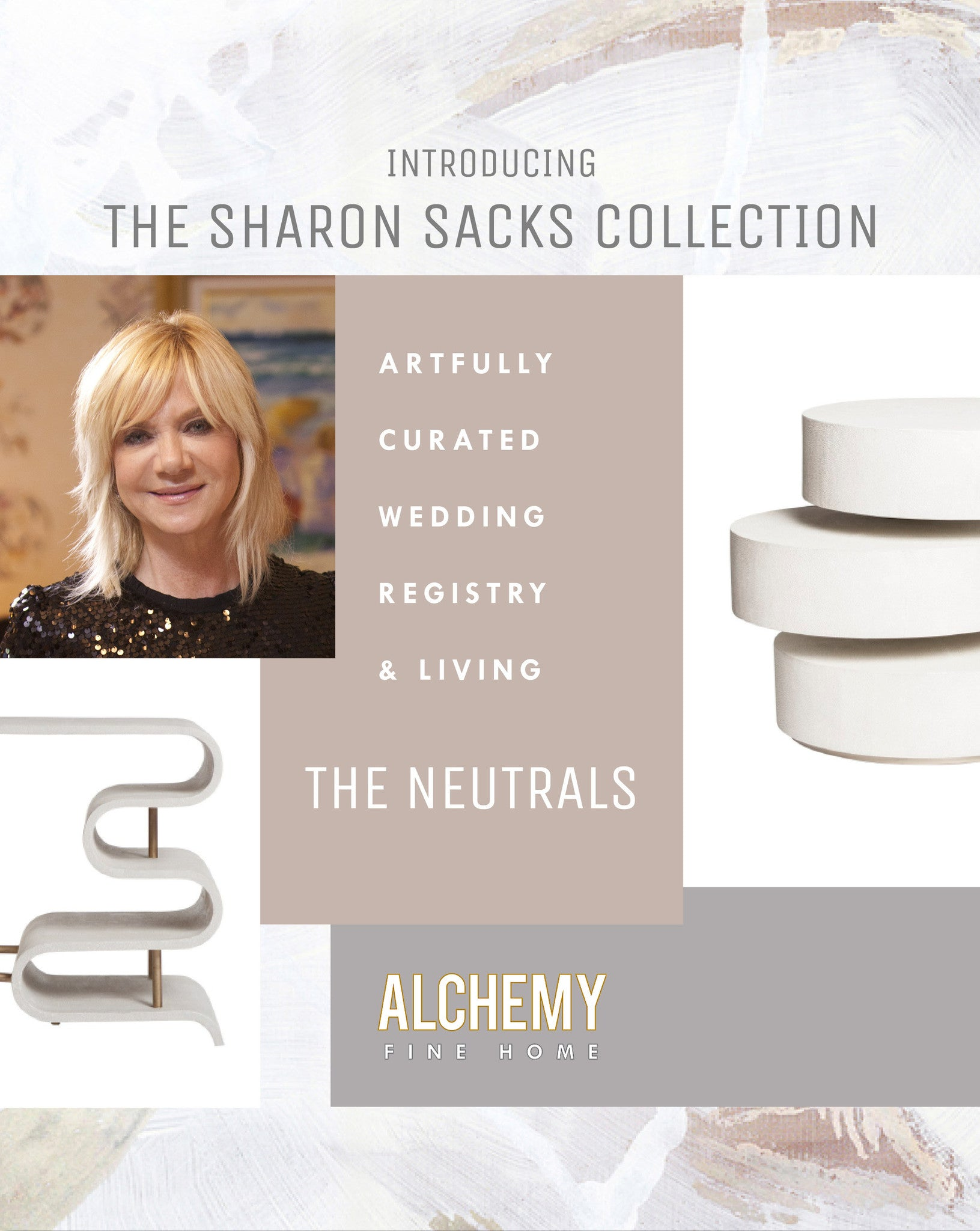 The Sharon Sacks Collection Wedding Registry