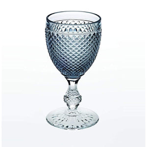 Vista Alegre Bicos Bicolor Goblet with Grey Top