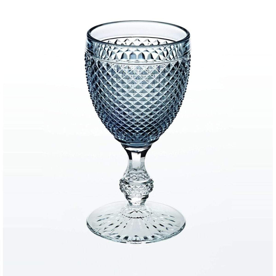 Vista Alegre Bicos Bicolor Goblet with Grey Top 49000432
