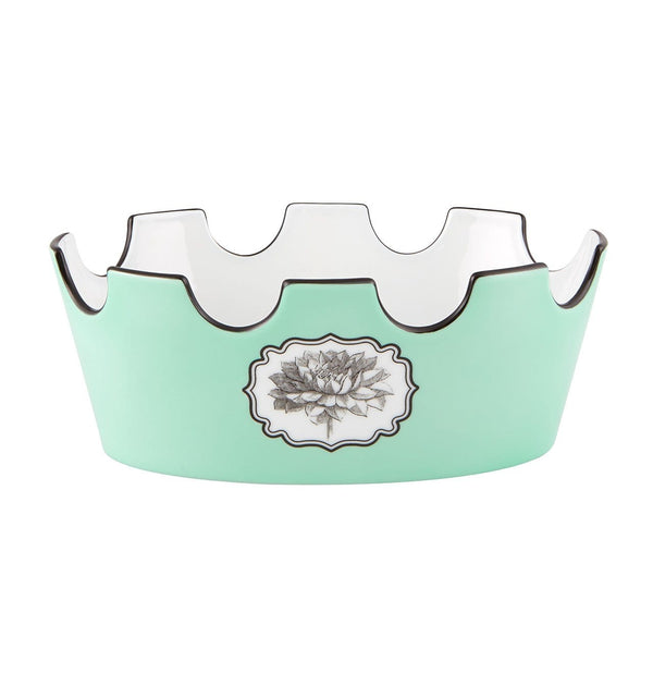 Christian Lacroix Herbariae Fruit Oval Bowl