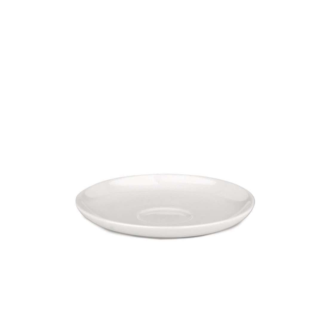 Alessi Alessi All Time Saucer For Mocha - White AGV29/77