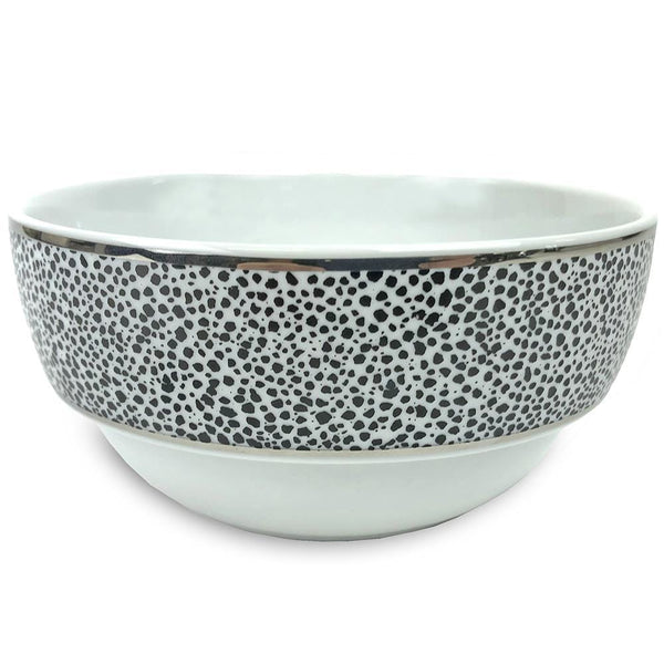 Michael Wainwright Panthera Platinum Dinner Bowl