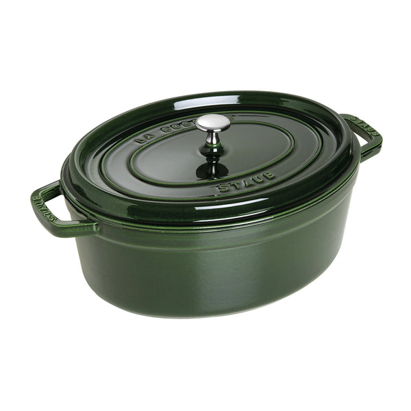 STAUB 7-qt Oval Cocotte | Alchemy Fine Home