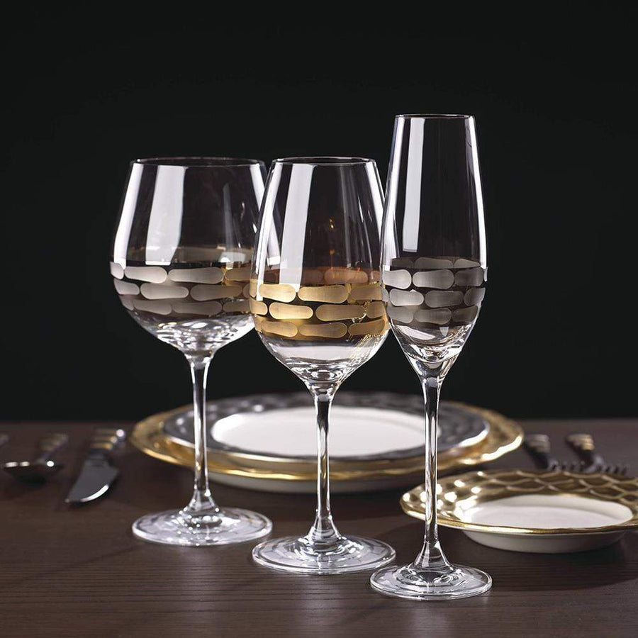Michael Wainwright Truro Platinum Red Wine - Set of 2 115TR31