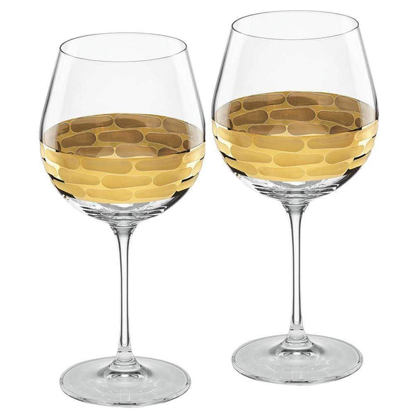 Michael Wainwright Truro Gold Red Wine - Set of 2 115TR32