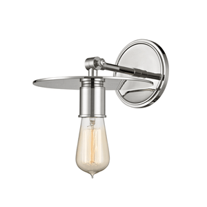 Hudson Valley Lighting Hudson Valley Lighting Walker Sconce - Polished Nickel 1161-PN