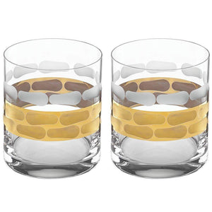 Michael Wainwright Michael Wainwright Truro Gold Double Old Fashioned - Set Of 2 117TR32