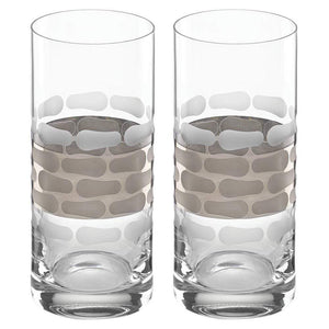 Michael Wainwright Truro Platinum Highball - Set Of 2