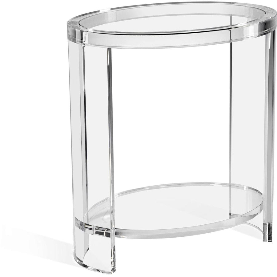 Interlude Home Interlude Home Marcel Side Table - Clear 128157