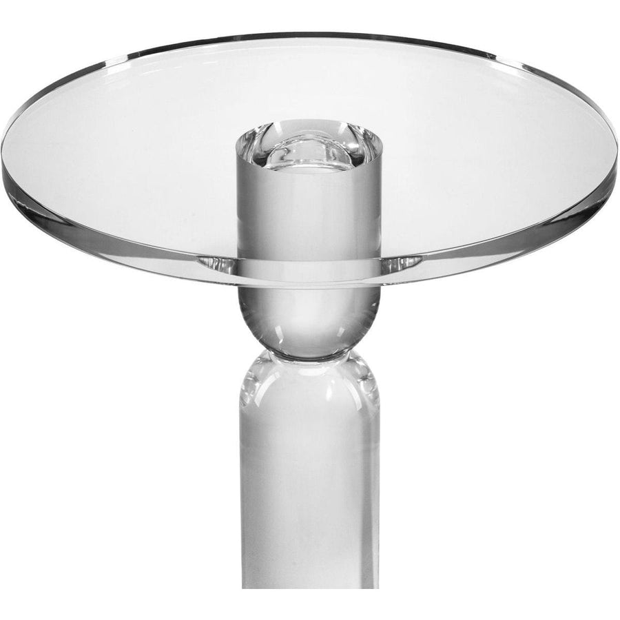 Interlude Home Interlude Home Roland Side Table - Clear 128159