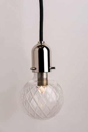 Hudson Valley Lighting Hudson Valley Lighting Marlow 3-Bulb Pendant - Polished Nickel & Clear 1103-PN