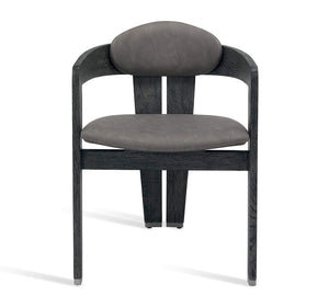 Maryl Dining Chair in Charcoal