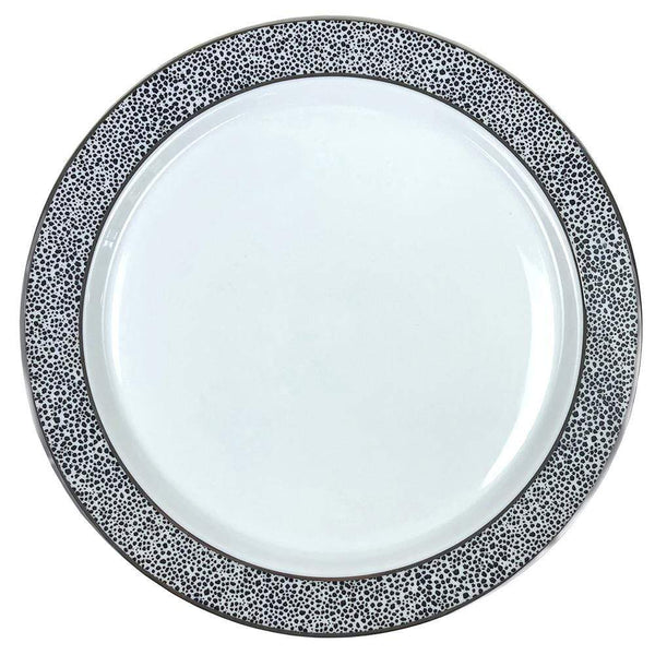 Michael Wainwright Panthera Platinum Dinner Plate