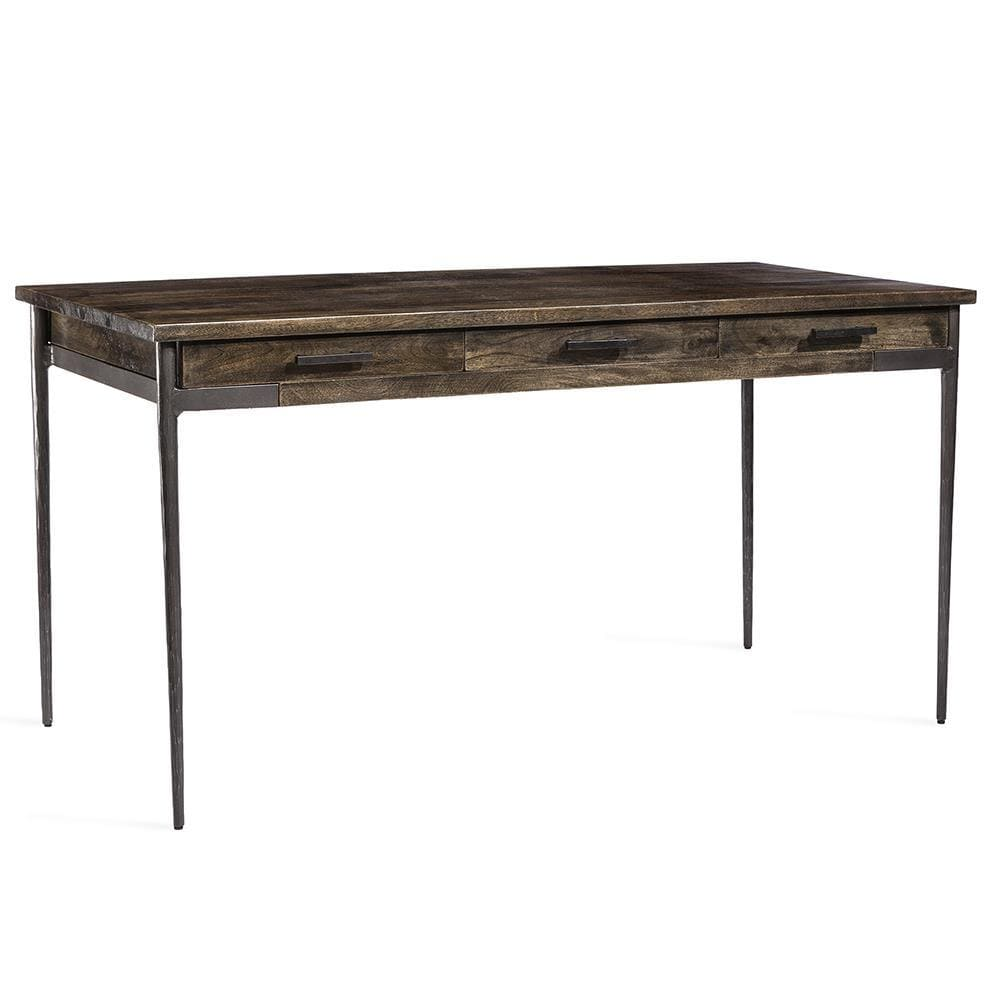 Interlude Home Interlude Home Brighton Pewter Desk 188114
